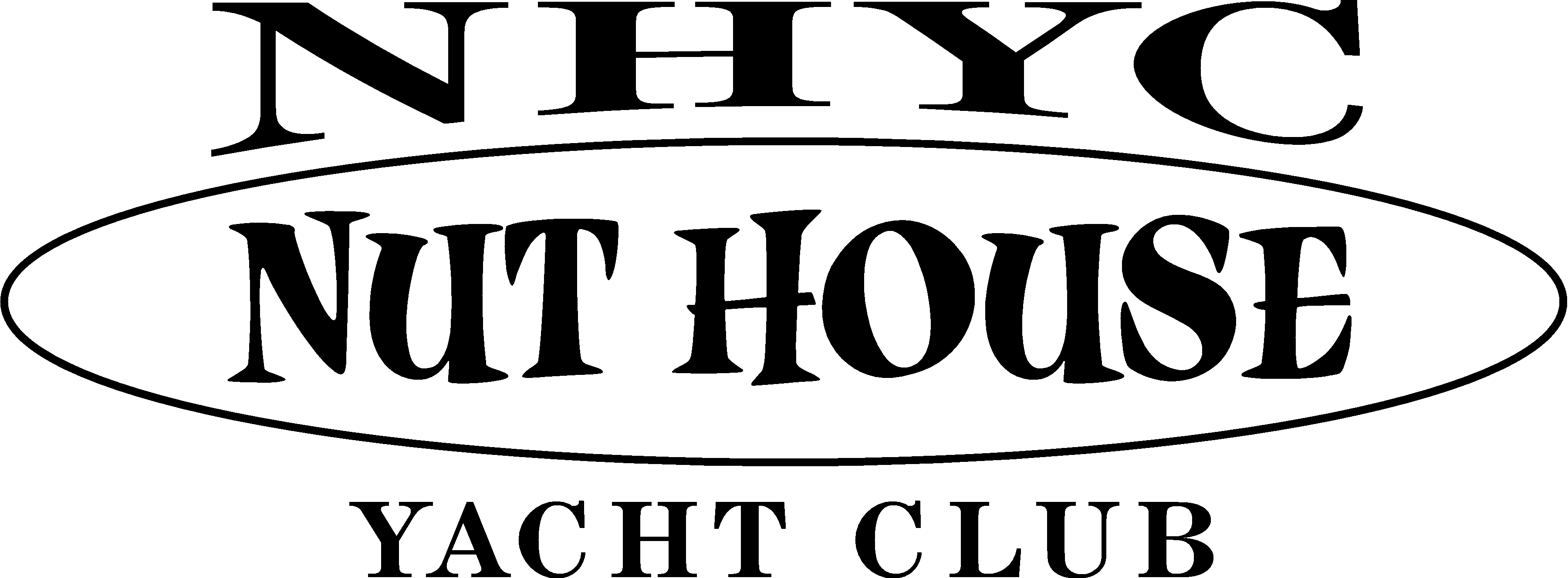 Nut House Yacht Club Logo