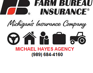 Farm Bureau Insurance - Michael Hayes Agency Logo